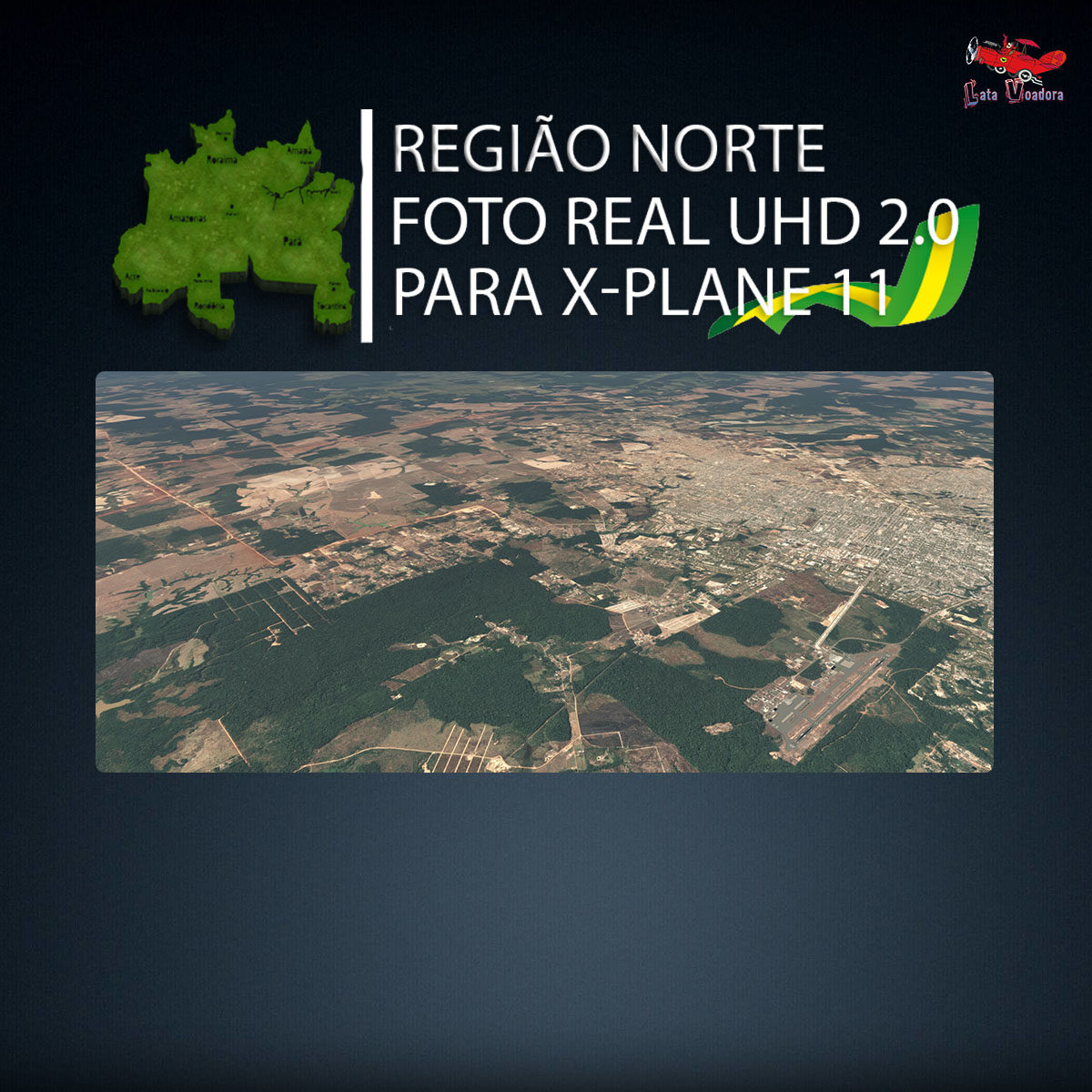 Regiao Norte Foto Real 2.0
